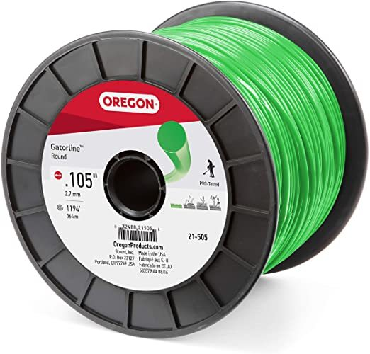 NYLON 2,7 MM 348 MTS PERFIL REDONDO OREGON